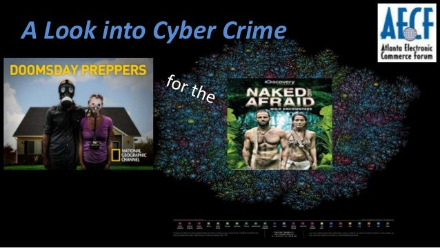 A Look into Cyber Crime