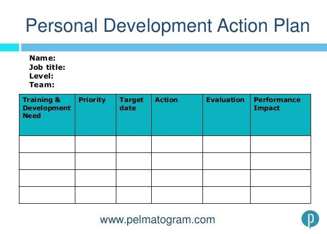 employment development plan - Template