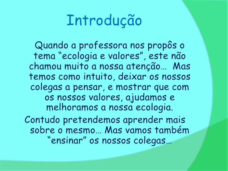 A ecologia grupo 3 Slide 2
