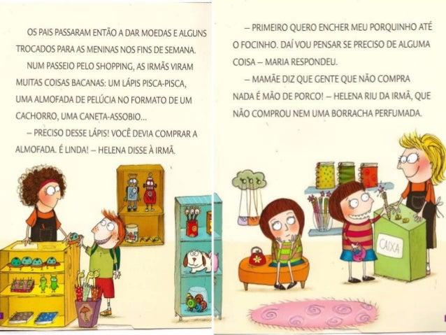 A ECONOMIA DE MARIA Slide 3