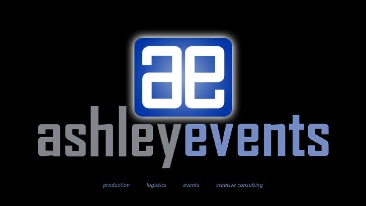 production  logistics  events  creative consulting
