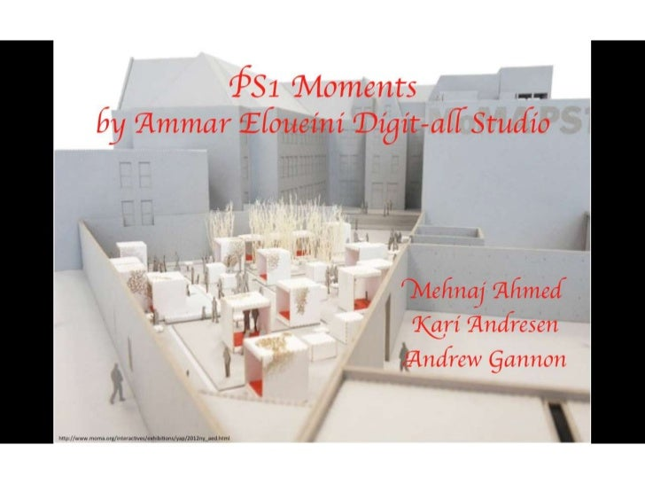 AEDS - PS1 Moments