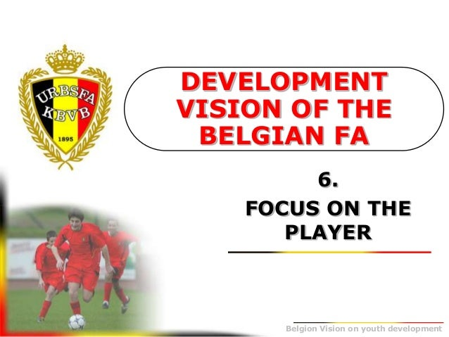 The belgium vision on youth development belgion vision on youth development 40 developmentvision of fandeluxe Images