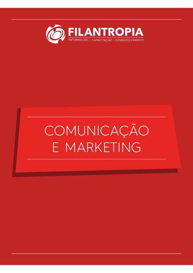 COMUNICAÇÃO E MARKETING INFORMAÇÃO CAPACITAÇÃO DESENVOLVIMENTO