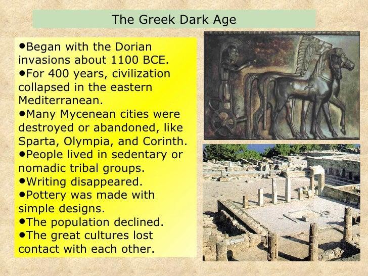 Dorian Civilization