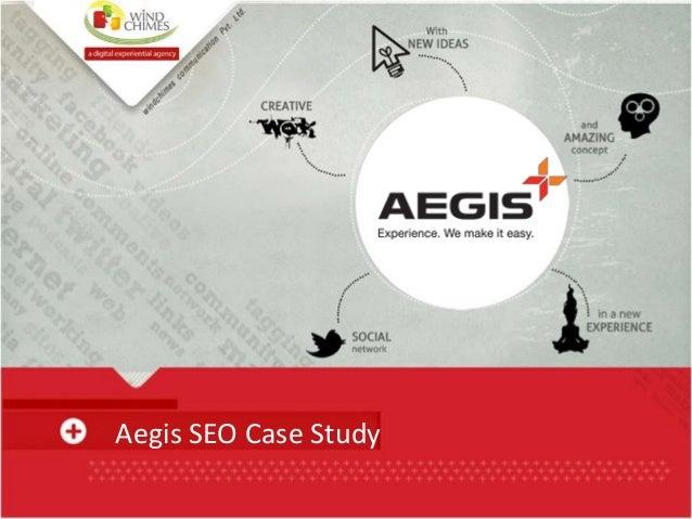 Aegis SEO Case Study