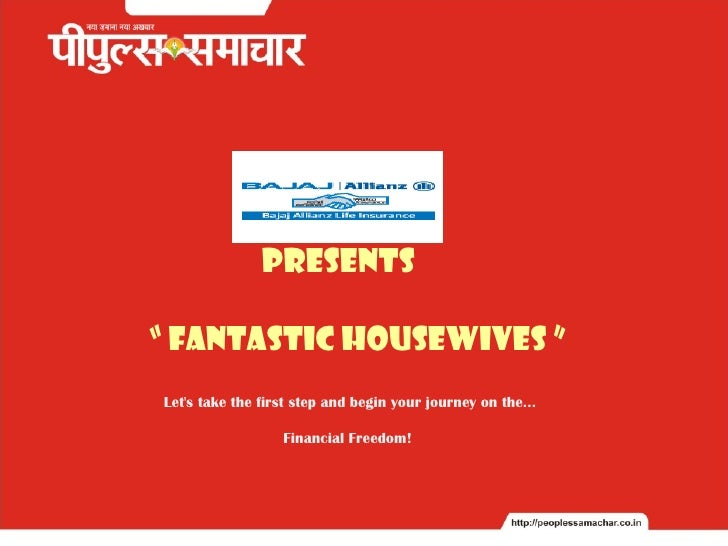"Presents"" FANTASTIC HOUSEWIVES ""Lets take the first step and begin your journey on the...                  Financial Freed..."