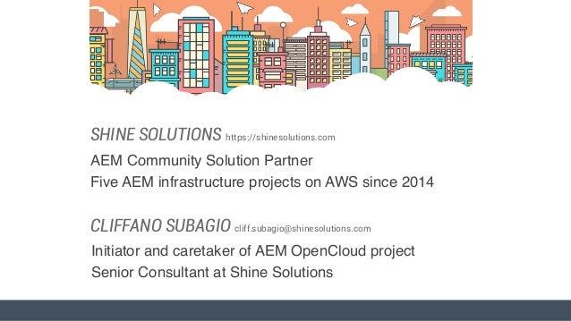 AEM OpenCloud Slide 2