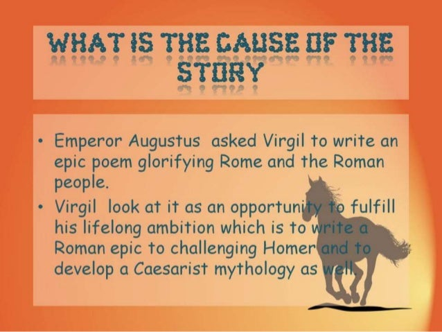 homer vs virgil In ancient greece numerous forms of entertainment existed, the most popular being listening to the tales sung by the many rhapsodists throughout the great country.