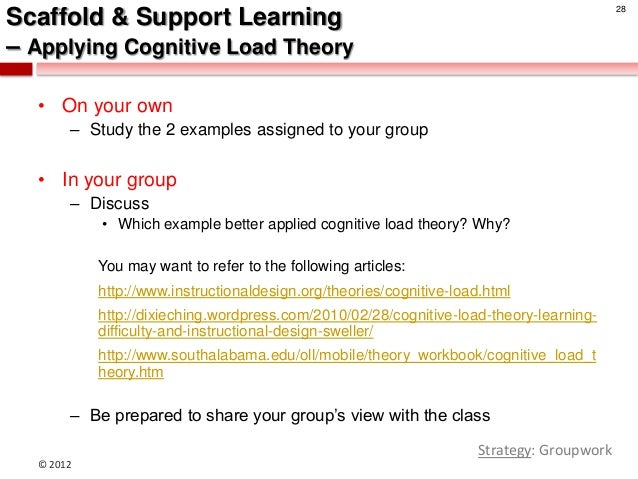 Instructional Design For Competence Based Learning