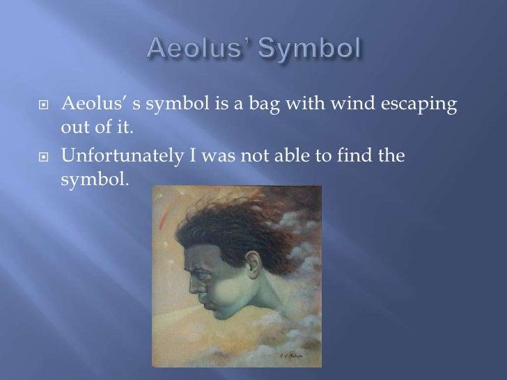 Aeolus By Elizabeth Brown