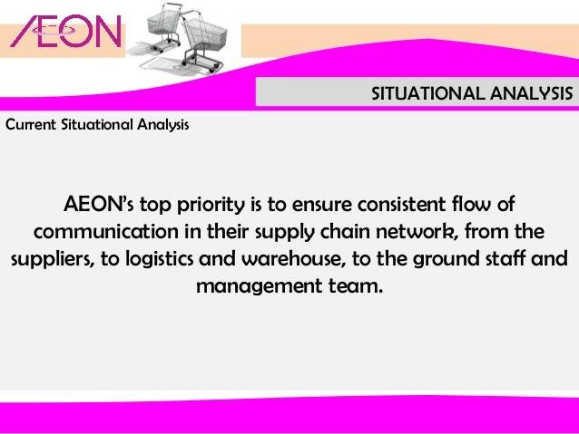 Aeon SWOT Analysis, Competitors & USP
