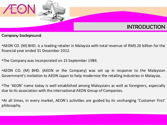 introduction of aeon This, aeon e-wallet, is a card that works with aeon cards, which makes it possible for shoppers at malaysian aeon shops to do shopping with only their smartphones malaysia is the first to introduce cards with payment functions among our group companies.