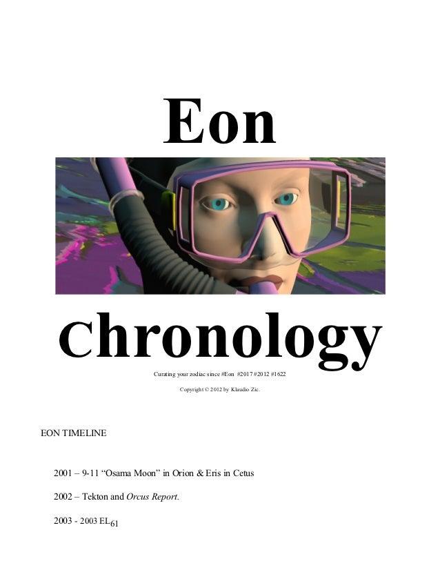 Eon  0H       Chronology         Curating your zodiac since #Eon #2017 #2012 #1622                                    Copy...