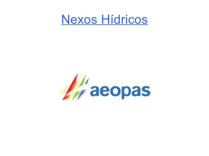 Nexos Hídricos