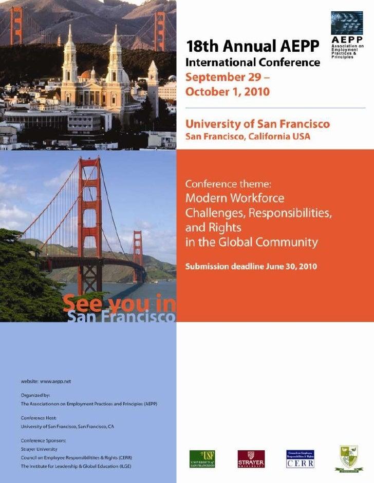 Aepp 2010 brochure   ppt