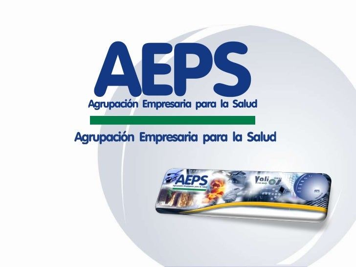 Es un grupo empresario cuya misión es brindar una soluciónintegral para la prestación de servicios farmacéuticos a poblaci...