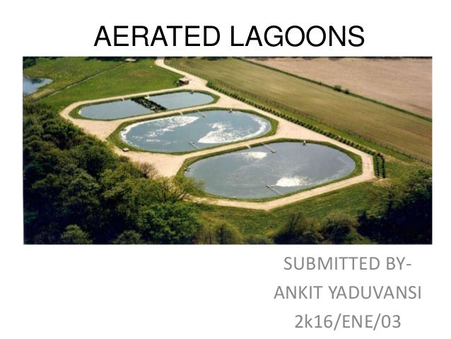 Aerated Lagoons