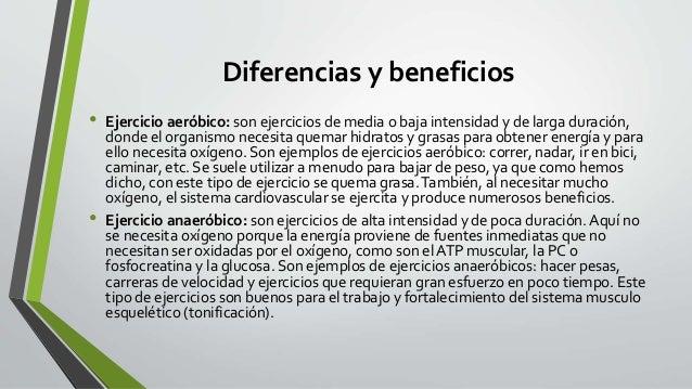 Aeróbica Y Anaeróbica Beneficios Y Actividades