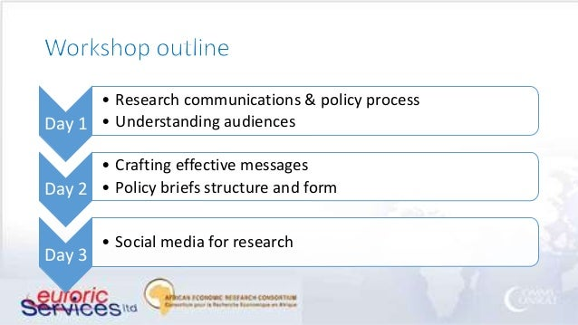 Research and policy processes Slide 3