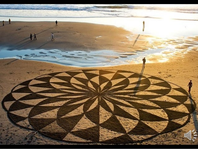 Aerial Beach Art, By Andres Amador