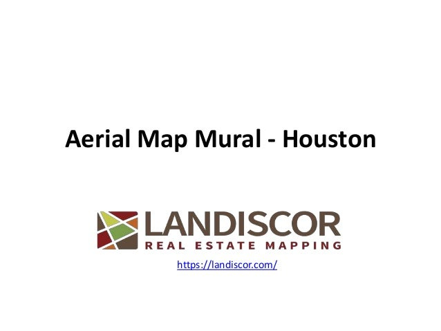Aerial Map Mural - Houston https://landiscor.com/