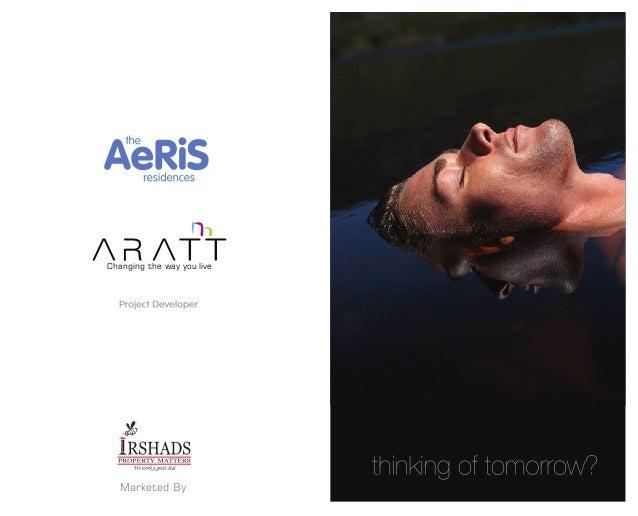 Aeris brochure| Flats in IndiraNagar, Bangalore ...