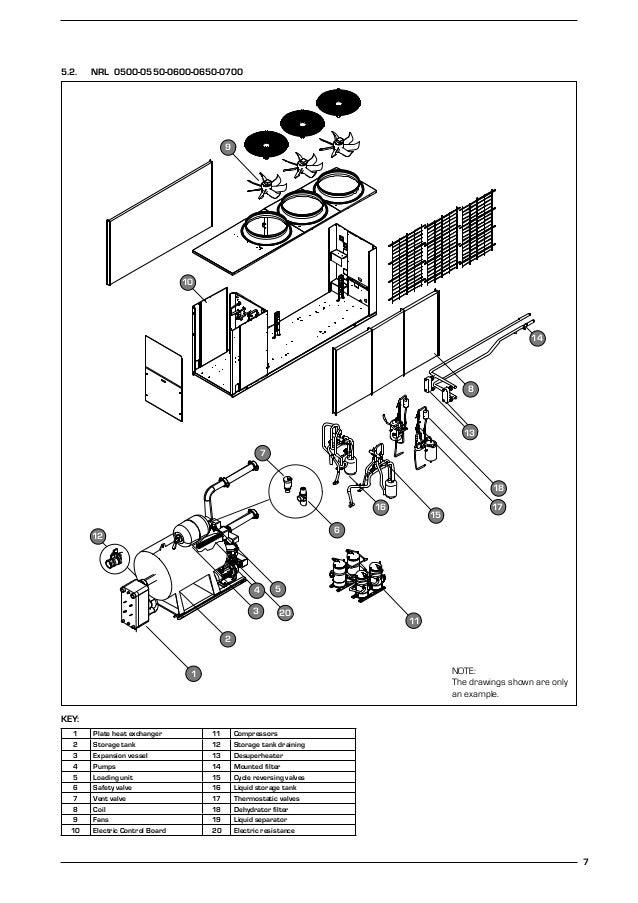 Aermec nrl a_e_ha_he_57-163_installation_manual_eng