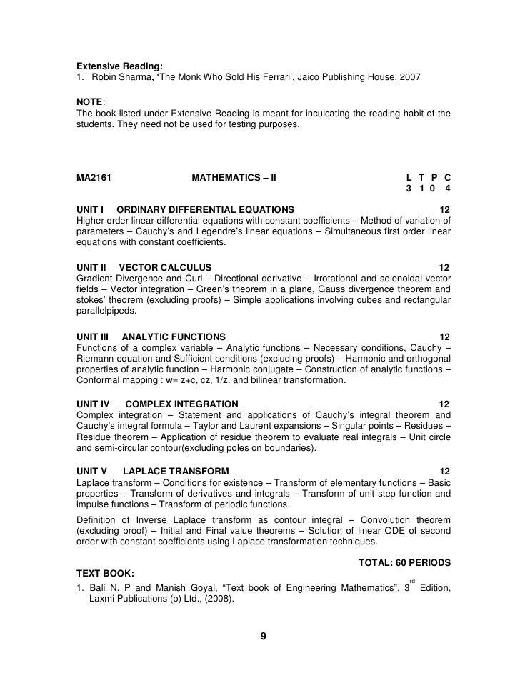 ANNA UNIVERSITY, CHENNAI AFFILIATED INSTITUTIONS R - 2008 B E  AERONA…