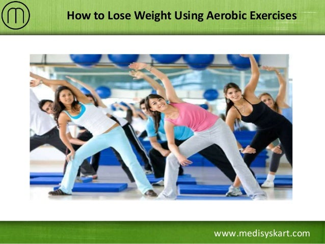 How to Lose Weight Using Aerobic Exercises