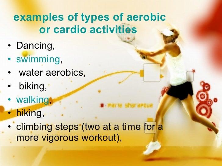 Aerobic Lecture