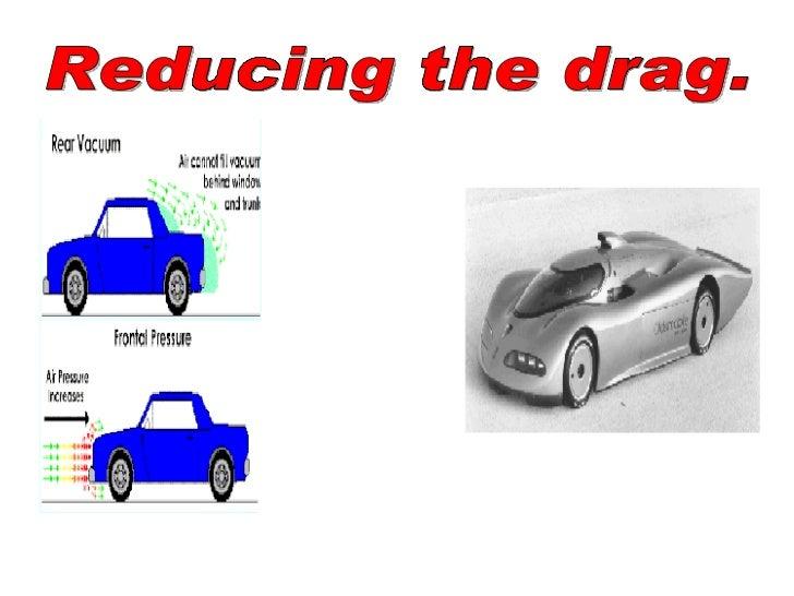 Aero Parts Car