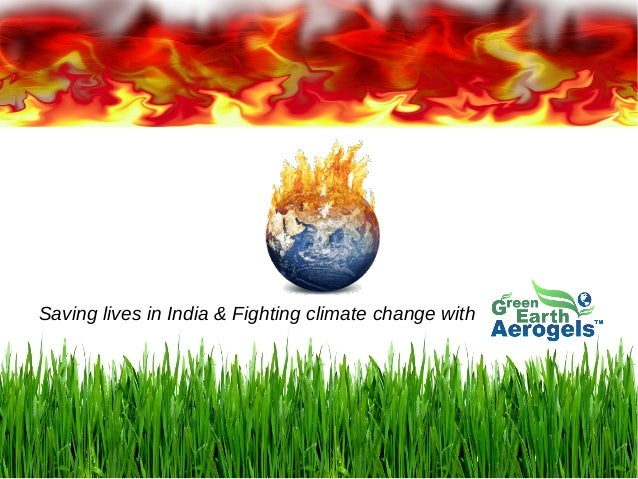 Saving lives in India & Fighting climate change with