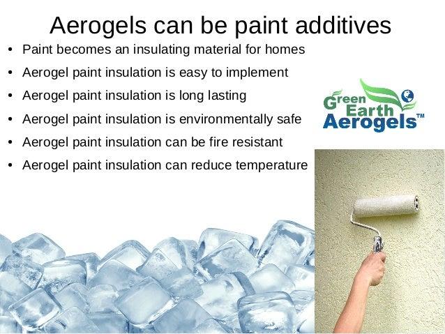 Aerogel Home Insulation | Flisol Home