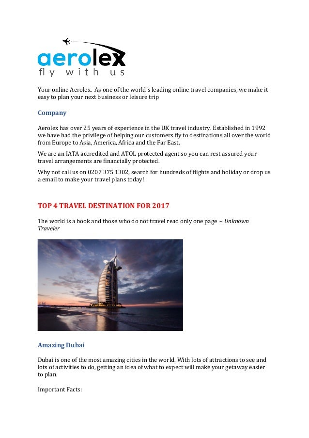 Travel Agent Ground Transportation