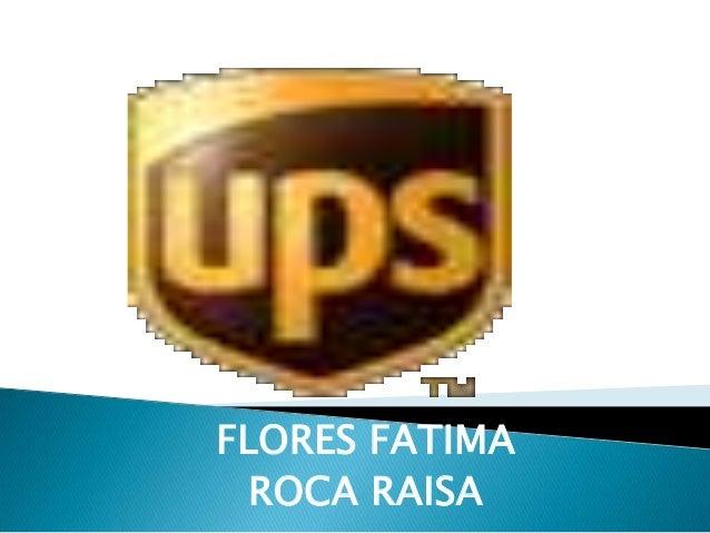 FLORES FATIMA  ROCA RAISA