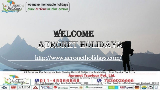 13458e2fe3d6 Best offer on domestic and international tour packages