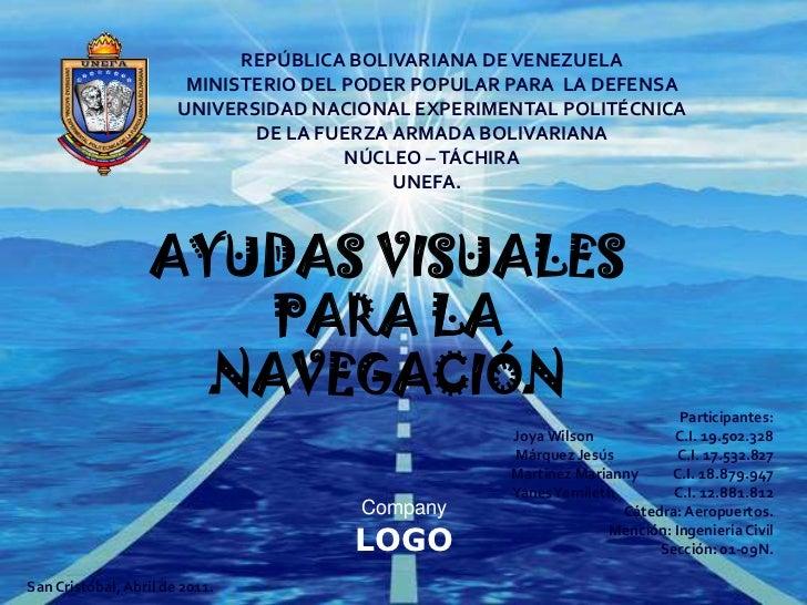 REPÚBLICA BOLIVARIANA DE VENEZUELAMINISTERIO DEL PODER POPULAR PARA  LA DEFENSAUNIVERSIDAD NACIONAL EXPERIMENTAL POLITÉCNI...