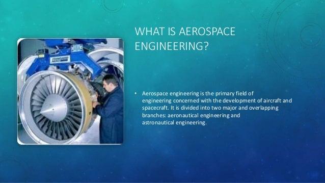 what is aerospace engineering