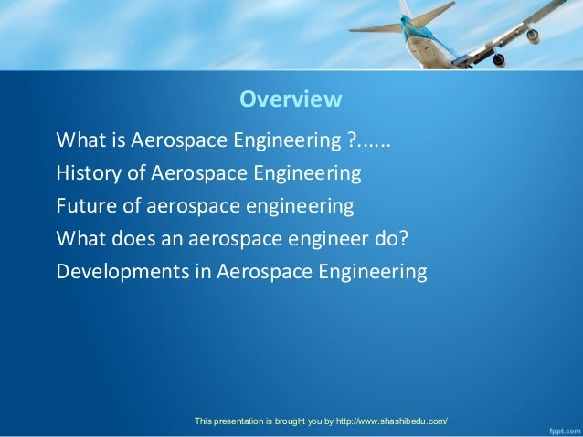 Future Of Aerospace Engineering : Aerospace engineering colleges in pune