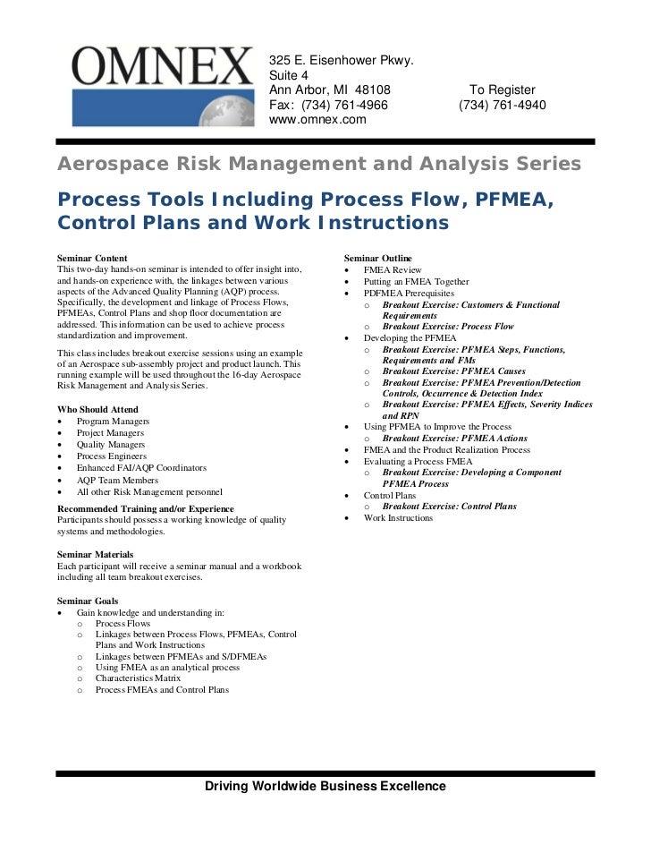 Aerospace Risk Management – Appositives Worksheet