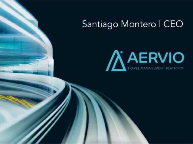 Santiago Montero | CEO