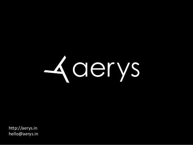 http://aerys.inhello@aerys.in