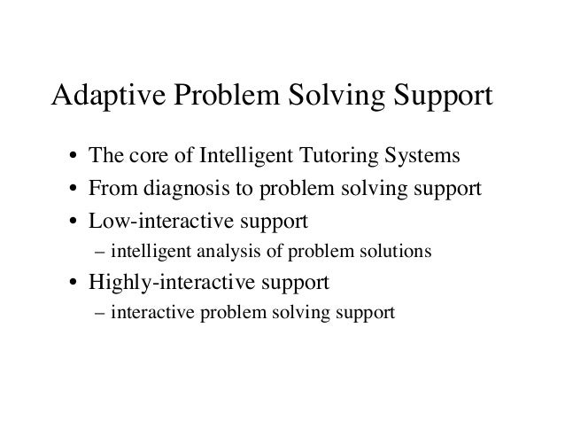 Adaptive Learning Systems: A review of Adaptation.