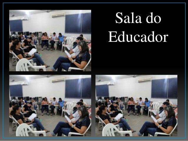 Sala do Educador