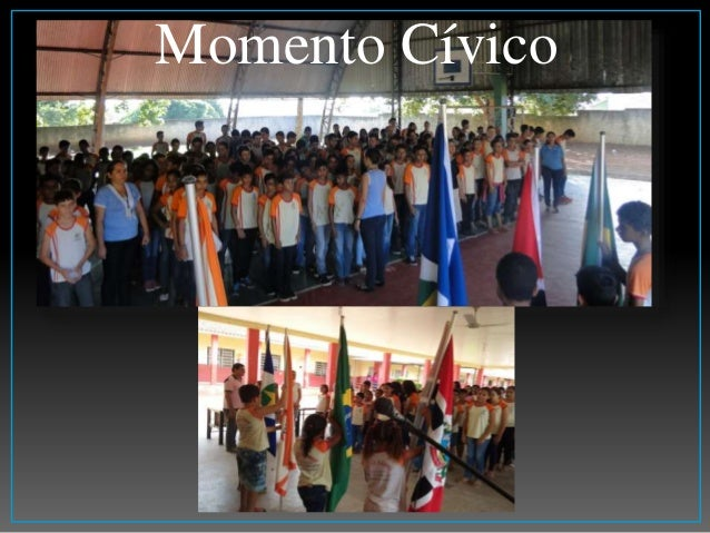 Momento Cívico