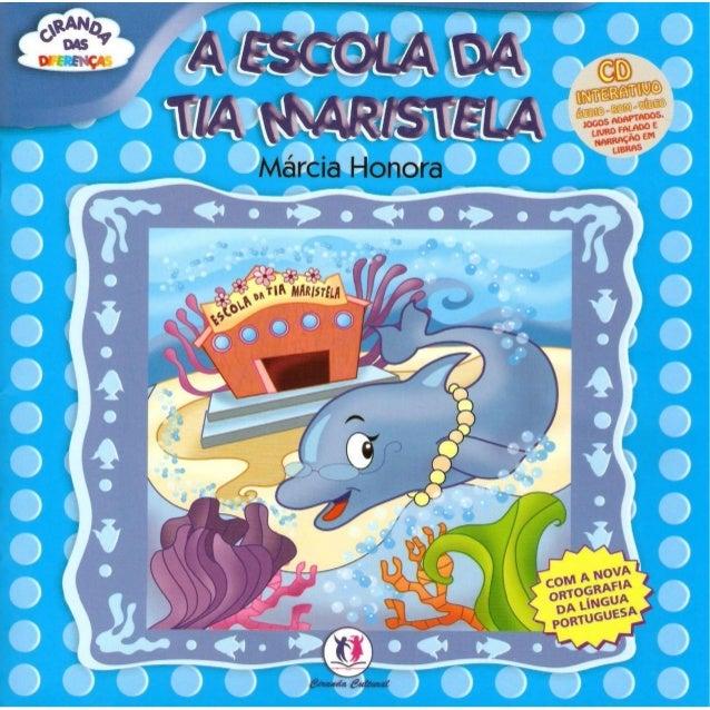 A escola da Tia Maristela