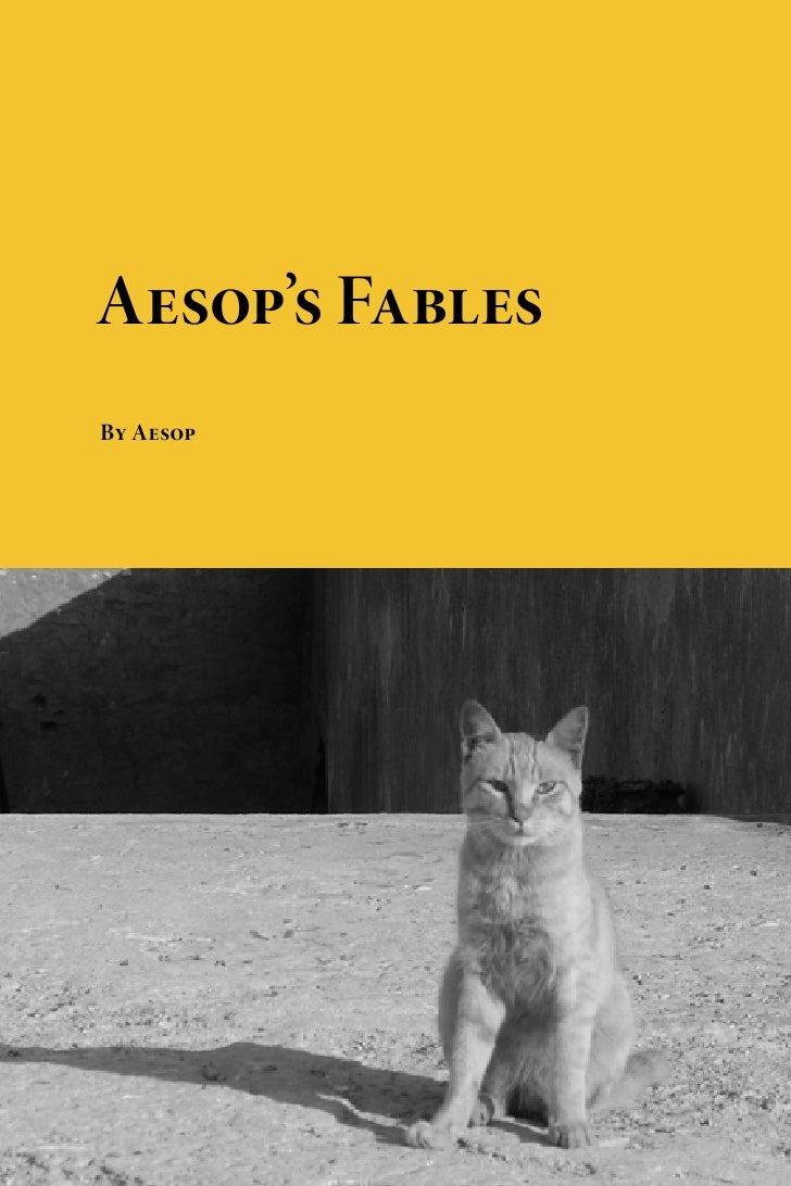 Aesop's FablesBy AesopDownload free eBooks of classic literature, books andnovels at Planet eBook. Subscribe to our free e...