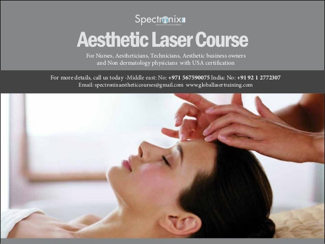 Aesthetic Laser Course http://alakhanpal in/