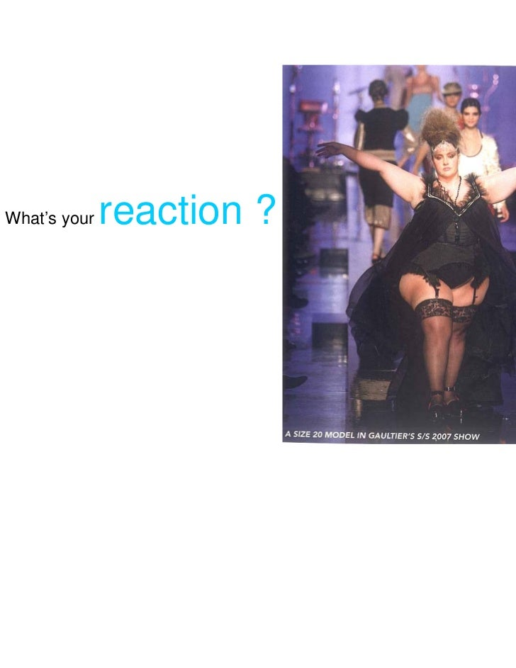What's your   reaction ?